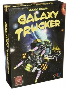 Galaxy Trucker (English) Czech Games Edition Temáticos
