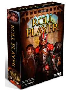 Roll Player Gen X Games Estrategia