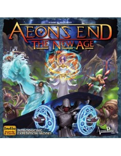 Aeon's End: The New Age (English) Indie Boards & Cards Estrategia