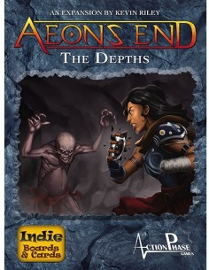 Aeon's End: The Depths (English) Indie Boards & Cards Estrategia