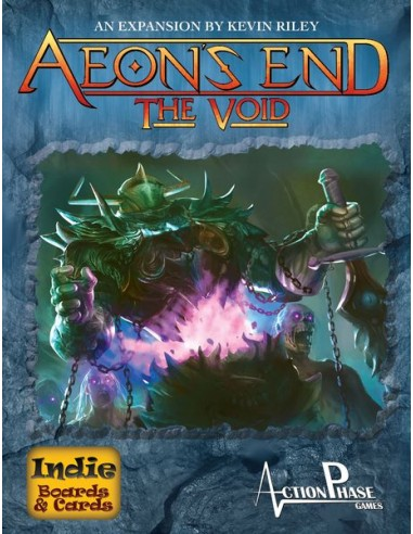 Aeon's End: The Void (English) Indie Boards & Cards Estrategia
