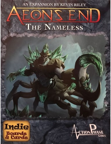 Aeon's End: The Nameless (English) Indie Boards & Cards Estrategia