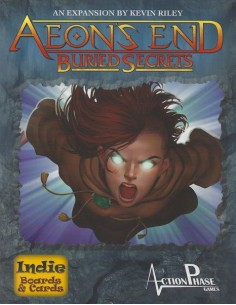 Aeon's End: Buried Secrets (English) Indie Boards & Cards Estrategia
