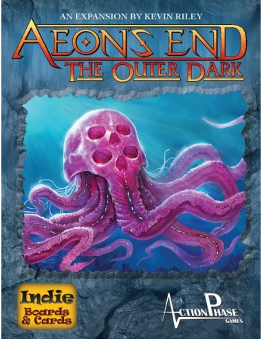 Aeon's End: The Outer Dark (English) Indie Boards & Cards Estrategia