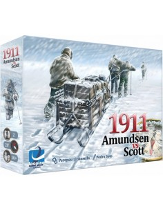 1911 Amundsen vs Scott Looping Games Familiar