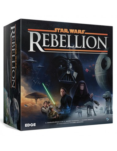Star Wars: Rebellion Fantasy Flight Games Estrategia