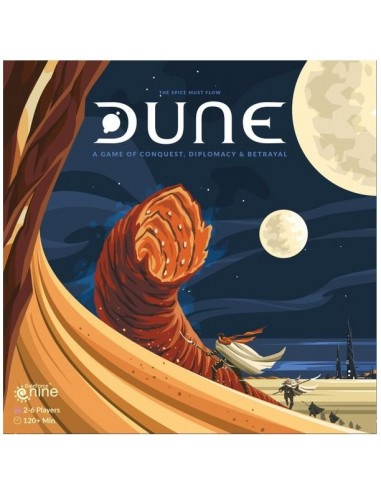 Dune (English) Gale Force Nine Estrategia