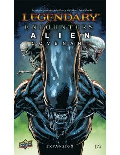 Legendary Encounters: Alien Covenant (English) Upper Deck Temáticos
