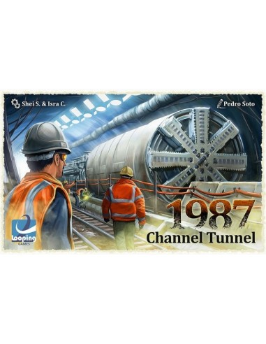 1987 Channel Tunnel Looping Games Estrategia