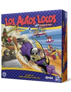 Los Autos Locos Edge Entertainment Familiar