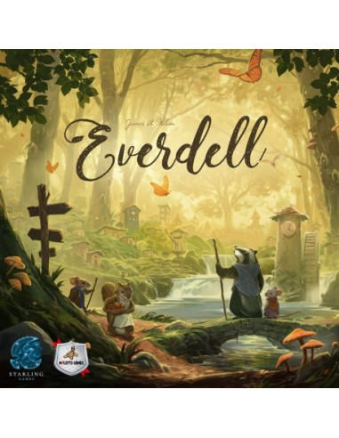 Everdell Maldito Games Familiar