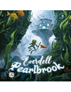 [Pre-venta 03/01/2020] Everdell: Pearlbrook Maldito Games Familiar