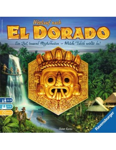 El Dorado Ravensburger Familiar