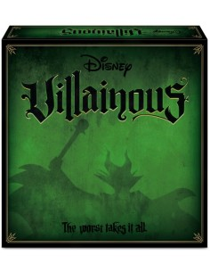 Disney Villainous Ravensburger Familiar