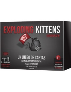 Exploding Kittens: NSFW Asmodee Party