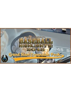 Baseball Highlights 2045: Grand Slam Expansion Pack (English) Eagle-Gryphon Estrategia