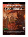 Gloomhaven Removable Sticker Set (English) Cephalofair Games Estrategia