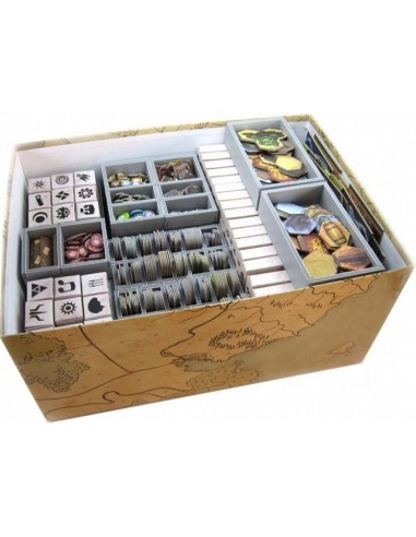 Folded Space Organizer/Insert Gloomhaven Folded Space Insertos