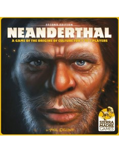 Neanderthal (Second Edition) (English) Sierra Madre Games Temáticos
