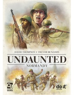 Undaunted: Normandy do it games Wargames