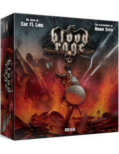 Blood Rage Edge Entertainment Estrategia