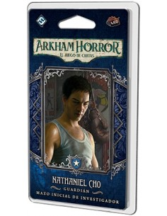 Pack Arkham Horror: El Juego de Cartas - Mazos de Investigador Fantasy Flight Games Packs