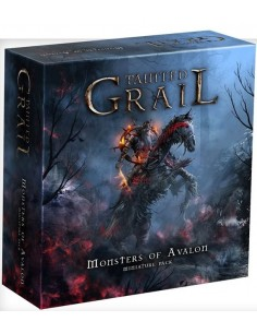 Tainted Grail: Monsters of Avalon Maldito Games Temáticos
