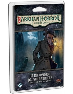 Barkham Horror: La intromisión de Miaulathotep Fantasy Flight Games Temáticos