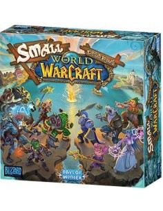 Small World of Warcraft Edge Entertainment Estrategia