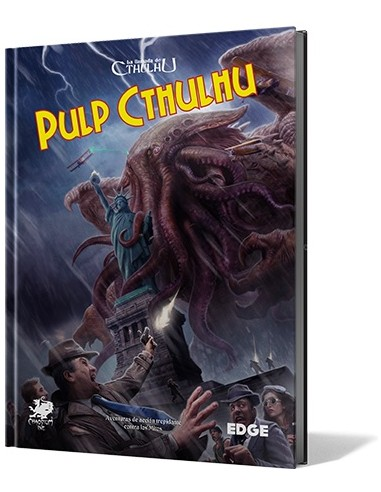 Pulp Cthulhu Edge Entertainment Rol
