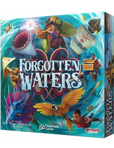 Forgotten Waters Plaid Hat Games Temáticos