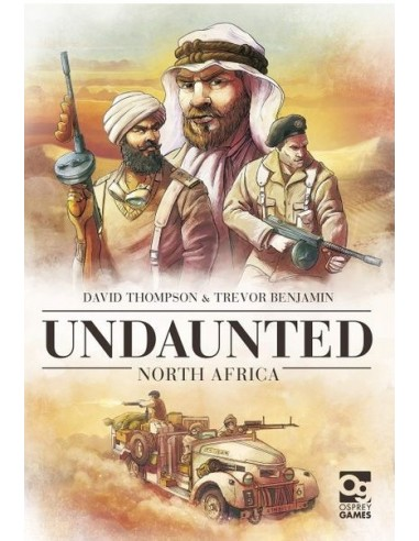 Undaunted: North Africa (English) Osprey Games Wargames