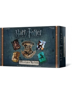Harry Potter: Hogwarts Battle - Monstruosa Caja Asmodee Estrategia