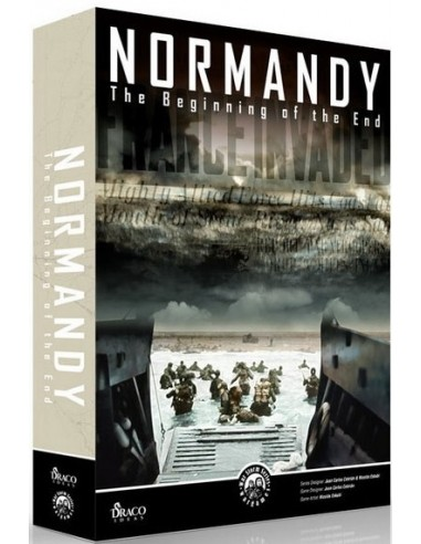 Normandy: The Beginning of the End Draco Ideas Wargames
