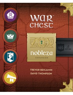 War Chest: Nobleza Maldito Games Abstractos
