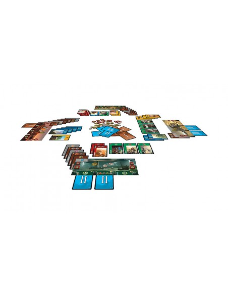 7 Wonders Asmodee Familiar