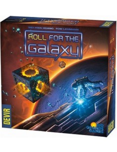 Roll for the Galaxy Devir Estrategia