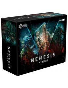 [Pre-venta 04/06/2021] Nemesis: Alien Kings Edge Entertainment Temáticos