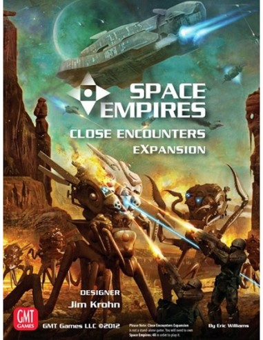 Space Empires 4X: Close Encounters (English) GMT Games Wargames