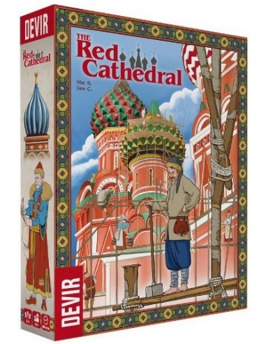 The Red Cathedral Devir Estrategia