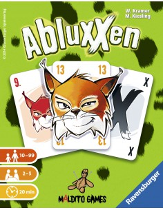 Abluxxen Maldito Games Familiar
