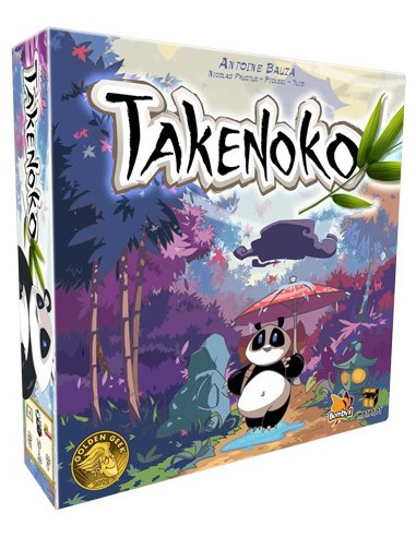Takenoko Asmodee Familiar