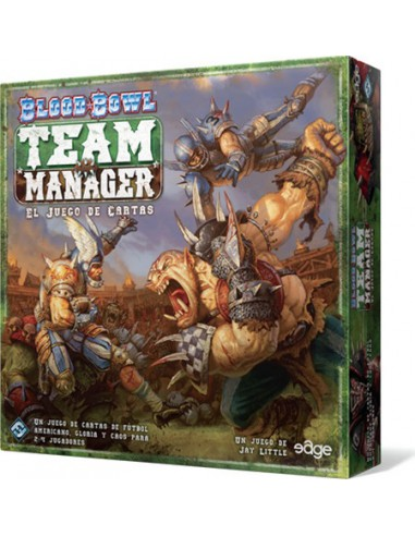 Blood Bowl Team Manager Fantasy Flight Games Temáticos