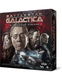 Battlestar Galactica Fantasy Flight Games Temáticos