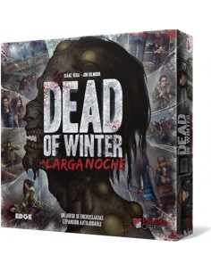 Dead of Winter: La Larga Noche Edge Entertainment Temáticos