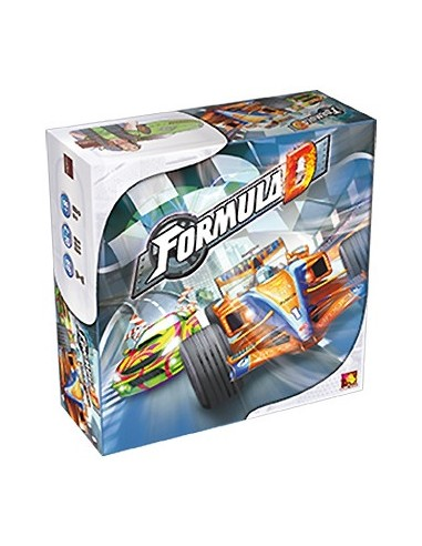 Fórmula D Asmodee Familiar