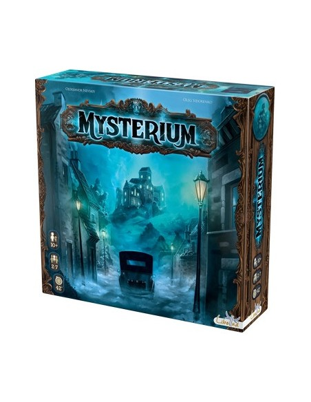 Mysterium Asmodee Familiar