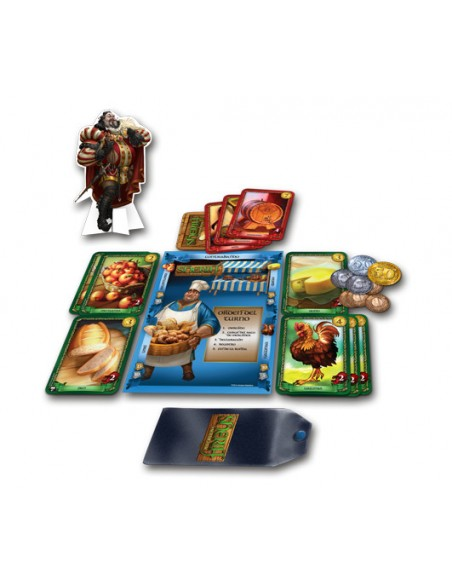 El Sheriff de Nottingham Edge Entertainment Familiar