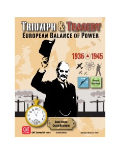 Triumph & Tragedy (English) GMT Games Estrategia