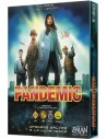 Pandemic Z-MAN Games Familiar